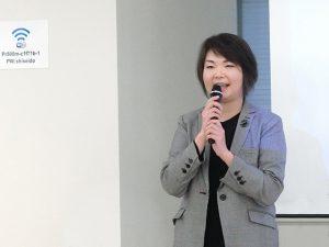 朝妻久恵部長