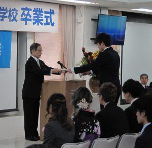 中央卒業式
