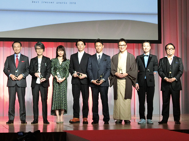 MFU_ベストドレッサー賞受賞者